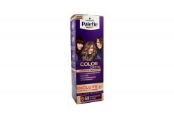 Kit Tinte Permanente Palette Tono 6-68 Chocolate Claro
