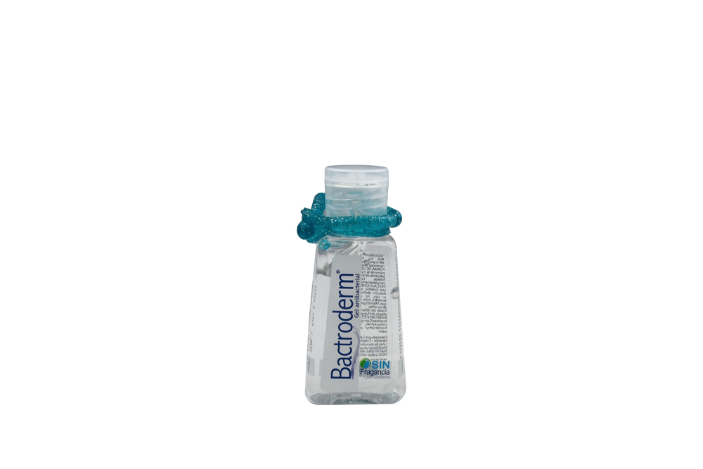Bactroderm Gel Antibacterial Frasco Con 35 mL