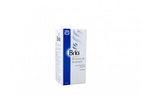 Bria Bromuro De Ipratropio Caja Con Spray Nasal Con 214 Dosis Rx