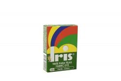 Iris Tinte Para Telas Caja Con Bolsa Con 9 g – Tono Número 20 Verde