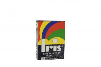 Iris Tinte Para Telas Caja Con Bolsa Con 9 g – Tono Número 36 Azul Índigo