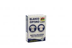 Tinte Para Telas Iris Caja Con Bolsa Con 13 g – Color Blanco Óptimo