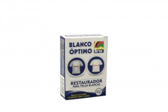 Iris Restaurador Para Telas Blancas Caja Con Bolsa Con 13 g – Blanco Óptimo