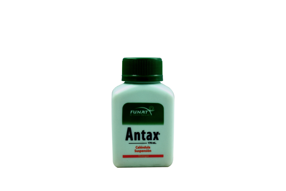 Antax Funat Calendula Suspensión Frasco Con 170 mL