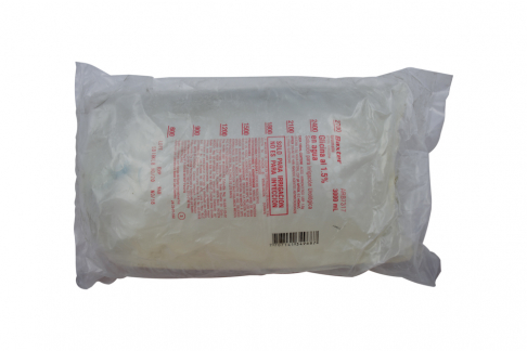 Glicina 1.5 % Bolsa Con 3000 mL Rx