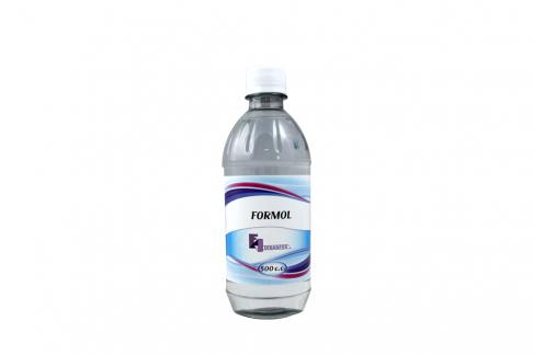 Formol Frasco Con 500 mL