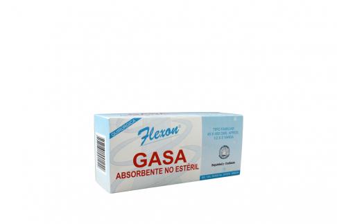 Gasa Absorbente Flexon 1/2X5 Yarda Empaque Con 1 Unidad