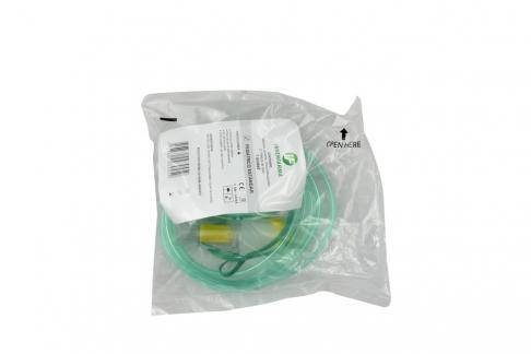 Kit Nebulización Pediátrica Inverfarma Bolsa Con 1 Unidad