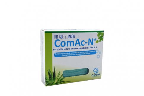 Kit Comac-N Gel + Jabón Empaque Con 1 kit