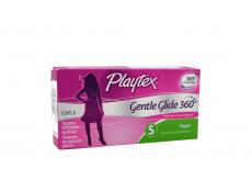 Tampones Playtex Gentle Glide 360º Caja Con 8 Unidades
