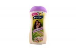 Shampoo Savital Con Keratina y Sábila Frasco Con 550 mL