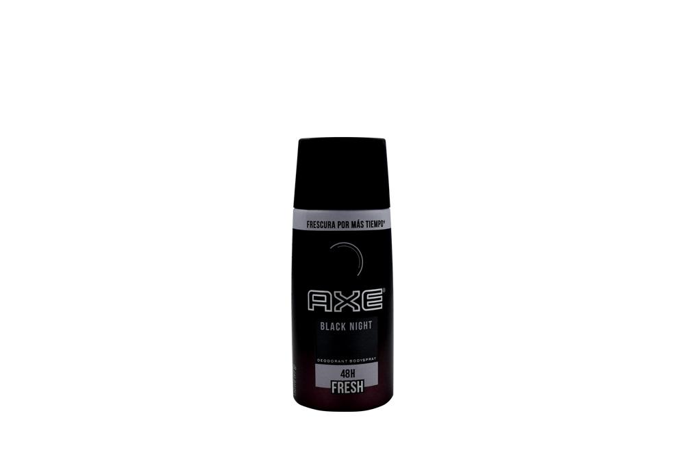 Desodorante Axe Black Night Frasco Con 150 mL