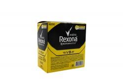 Desodorante Rexona Motion Sense V8 Caja Con 20 Sachets Con 10 g C/U