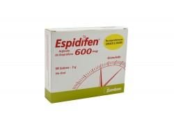 Espidifen 600 mg Caja Con 10 Sobres Con 3 g C/U Rx