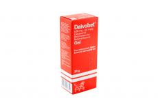 Daivobet Gel 50 mcg / 0.5 mg Caja Con Tubo Con 30 g RX4