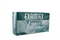Guante Extamen Examtex Plus Talla L Caja Con 100 Unidades
