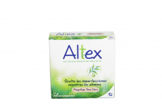 Altex Polvo Compactos Claro Caja x 11 g