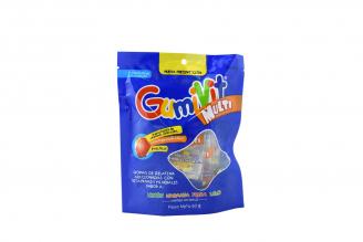 Gumivit Multi Gomas Bolsa Con 6 Unidades