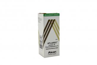 Aflarex Solución Oftálmica Frasco Gotero Con 5 mL Rx
