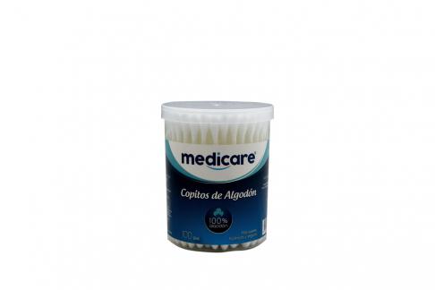 Copitos Medicare Tarro Con 100 Unidades