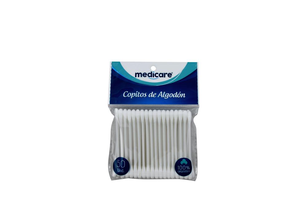 Copitos Medicare Bolsa Con 50 Unidades