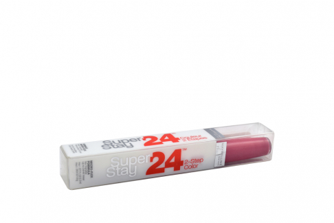 Labial Maybelline Super Stay 24 Step 2 Empaque Con 1 Unidad