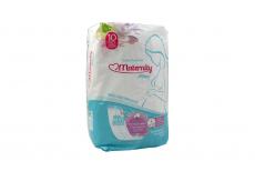 Toallas Posparto Maternity Maxi Empaque Con 10 Unidades