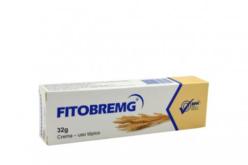 Fitobremg Caja Con Tubo Con 32 g