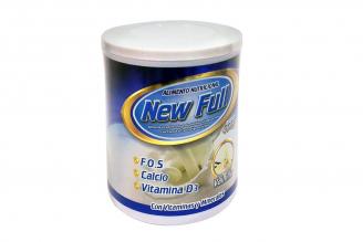 Alimento Nutricional New Full Tarro Con 400 g – Sabor Vainilla