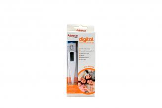 Termómetro Digital Advance Basic Adulto Caja con 1 Unidad