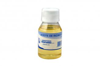 Aceite De Ricino U.S.P. Drofarma Frasco Con 60 mL