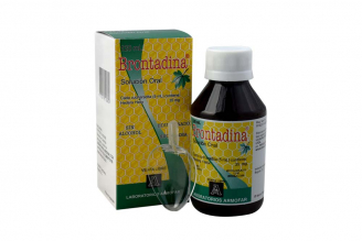 Brontadina Jarabe 35 mg / 5 mL Caja Con Frasco Con 120 mL