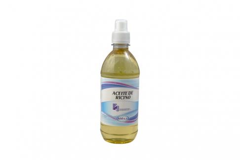 Aceite De Ricino Disanfer Frasco Con 500 mL