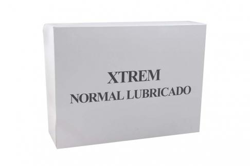 Condones Xtrem Normal Lubricado Caja Con 144 Unidades