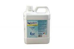 Bactroderm Jabón Neutro Frasco Con 3.785 L