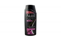 Shampoo Ultra Nutrit Negro Azabache Frasco con 750 mL