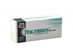 Toltedix Retard 4 mg Caja Con 30 Cápsulas De Liberación Prolongada Rx