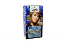 Kit Tinte Palette Rubio Perfecto De Oscuro A Rubio Natural