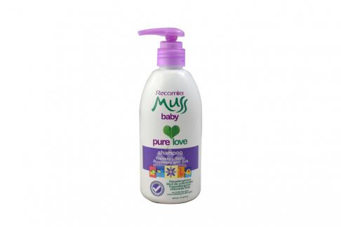 Shampoo Muss Baby Dual R&S Frasco Con 400 mL