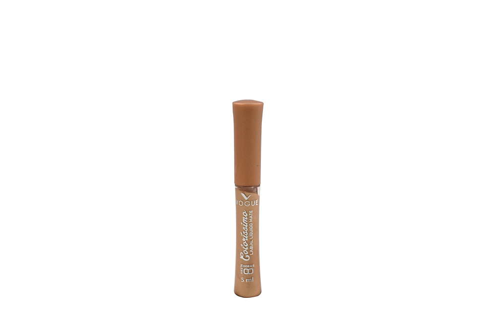 Colorissimo Labial Líquido Mate Tubo Con 5 mL - Tono Estrella