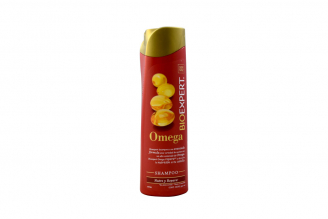 Shampoo Bioexpert Omega Frasco Con 350 mL