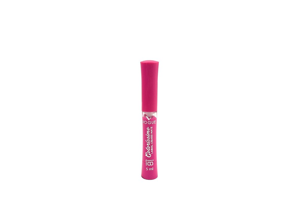 Colorissimo Labial Líquido Mate Tubo Con 5 mL - Tono Rosa Pop