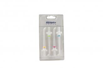 Irrigador Oral Aquapick Empaque Con 4 Unidades