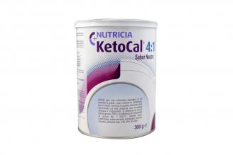 Nutricia Ketocal 4:1 Alimento En Polvo Tarro Con 300 g - Sabor Neutro