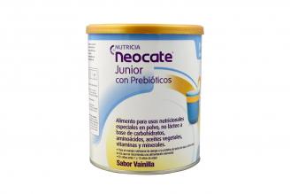 Neocate Junior Prebióticos Vainilla Tarro Con 400 g