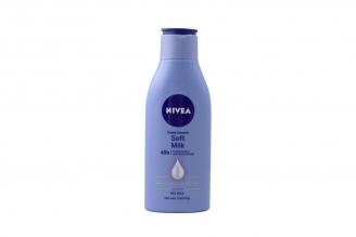 Nivea Crema Corporal Soft Milk Frasco Con 125 mL – Piel Suave