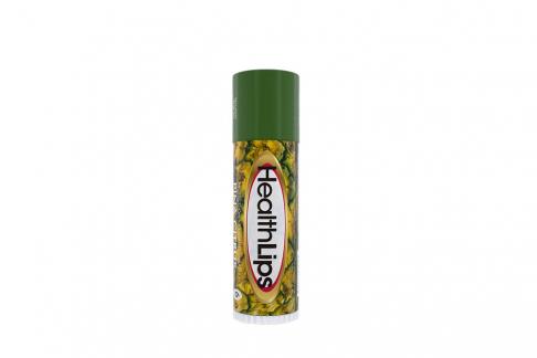 Protector Labial Health Lips Spf 6 Empaque Con Barra Con 5 g – Sabor Piña