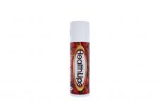 Protector Labial Health Lips Spf 6 Empaque Con Barra Con 5 g – Sabor Fresa