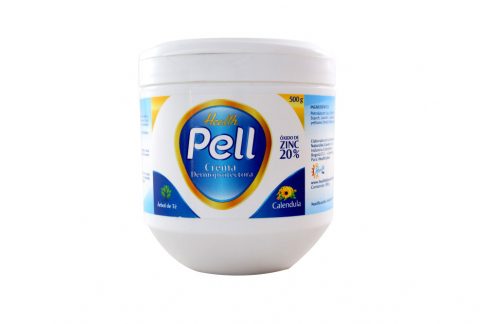 Crema Dermoprotectora Health Pell Frasco Con 500 g
