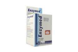 Enzymed Caja Con 100 Tabletas Recubiertas Rx